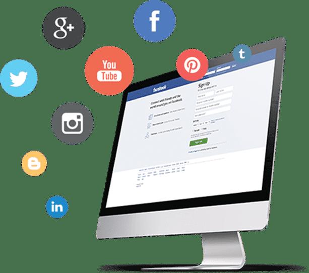 social essentials social account package