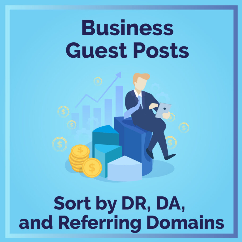 Business Guest Posts