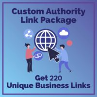 Custom Authority Link Package