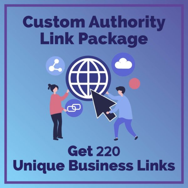 Custom Authority Link Package