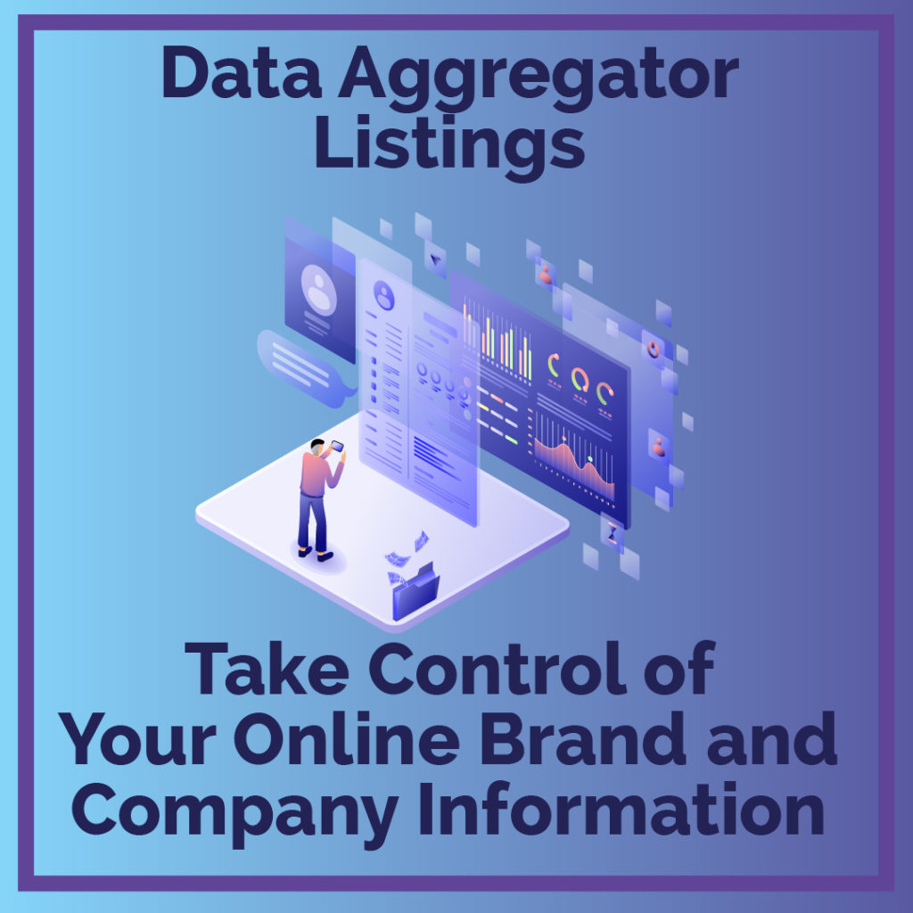 Data Aggregator Listings