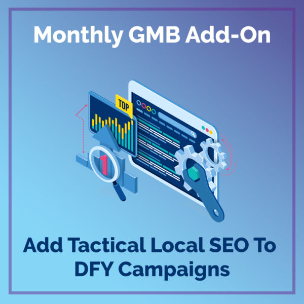 Monthly GMB Add-On