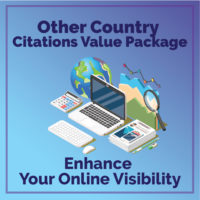 Other Country Citations Value Package