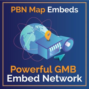 PBN Map Embed Links