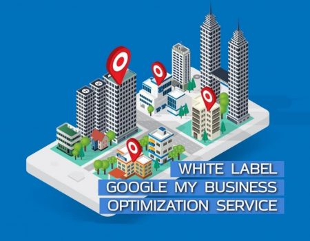 White Label Google My Business Optimization Service