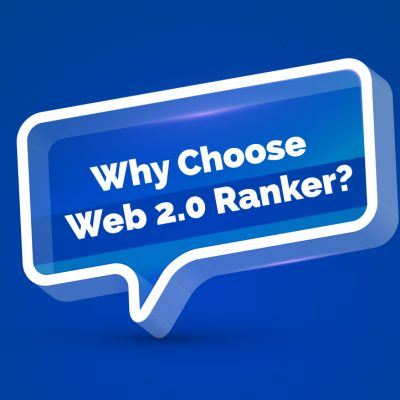 why choose web 20 ranker for press release